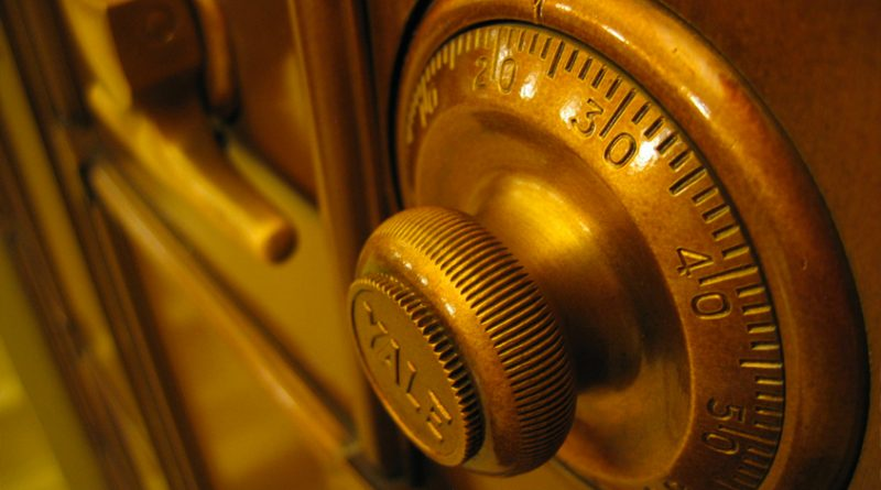 safe combination lock